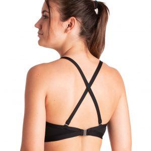 Top bikini triangular multiposicion
